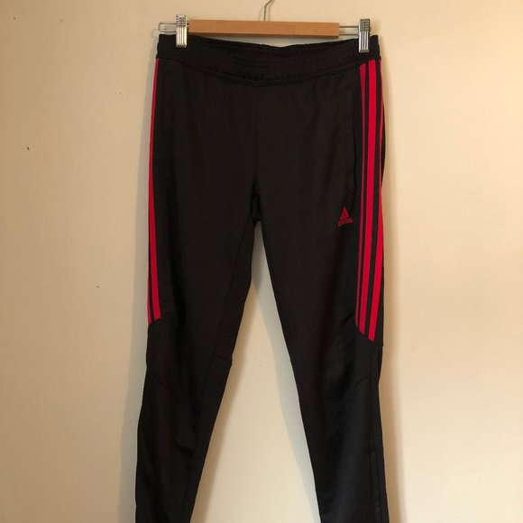 Adidas Climacool Pants - Black & Red